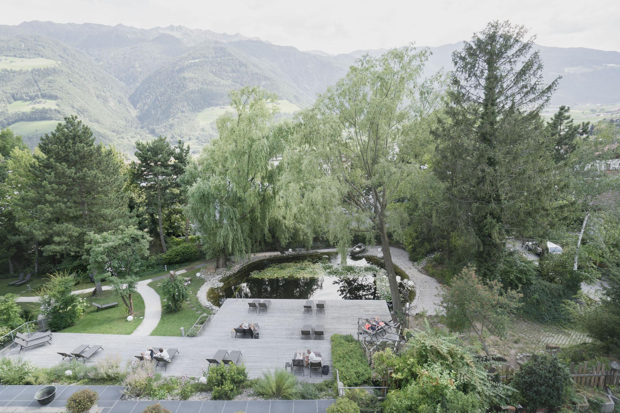 Naturpark LA VIMEA Südtirol